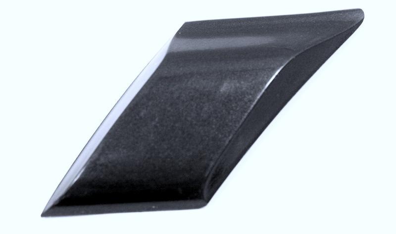 LH Rear Quarter Panel Molding Belt Line Trim 95-99 VW Jetta Golf MK3 - Black