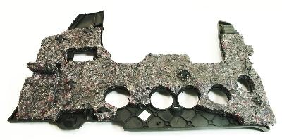 LH Lower Dash Panel Cover Trim 05-09 VW Jetta Rabbit GTI MK5-1K1 863 083