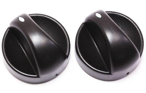 New AC Heater Control Knob Dials Ford Lincoln Mercury - Genuine - F7CZ 19C733 AC