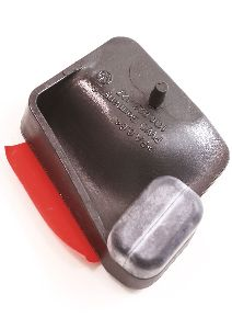 New LH Front Hood Rubber Bump Stop Buffer 07-13 VW EOS - Genuine - 1Q0 823 427