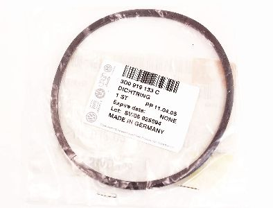 New Fuel Gauge Sending Unit Ring Seal 04-06 VW Phaeton - Genuine - 3D0 919 133 C