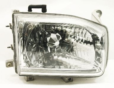 RH Headlight Head Light Lamp 00-04 Nissan Pathfinder Passenger - 110-63509