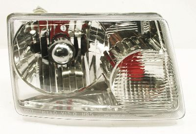 RH Headlight Head Light Lamp 01-11 Ford Ranger - Aftermarket