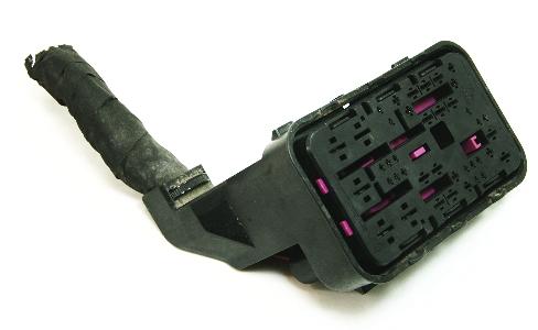 under hood fuse box plug pigtail tdi 05-10 vw jetta rabbit mk5 -1k0 937 700  a | carparts4sale, inc