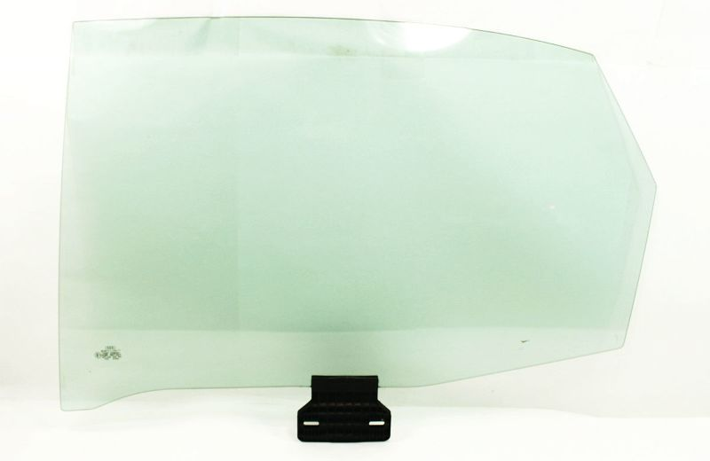 LH Rear Side Door Window Exterior Glass 02-08 Audi A4 S4 RS4 B6 - Genuine