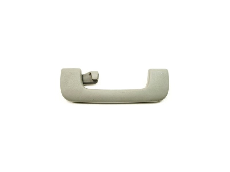 LH Rear Upper Ceiling Roof Grab Handle 02-05 Audi A4 B6 Left Gray 8E0 857 607 A