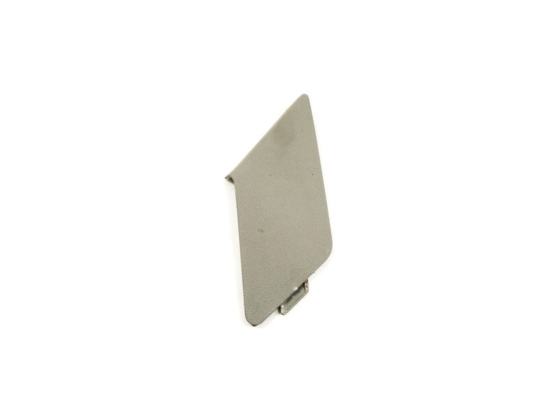 RH Seatbelt Trim 02-08 Audi A4 B6 B7 Gray Seat Belt Cover - 8E0 882 328 A