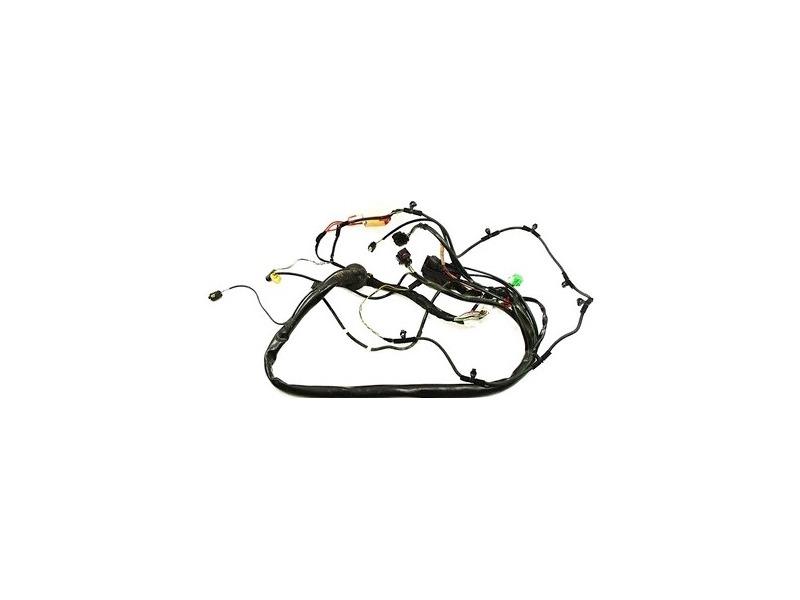 Lh Headlight Abs Pump Wiring Harness V6 Hid 02 05 Audi A4