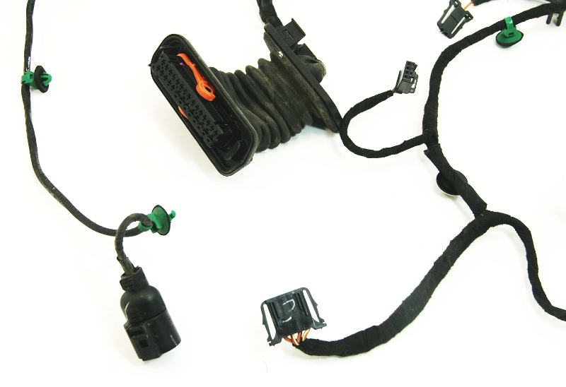 rh rear door wiring harness 05 10 vw jetta rabbit golf mk5 1k5 971 rh ebay com 2006 vw jetta door wiring harness 2006 jetta door wiring harness replacement