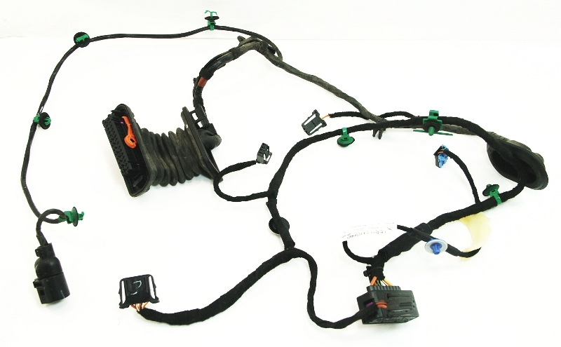 Rear Wiring Harness - Data Wiring Diagrams