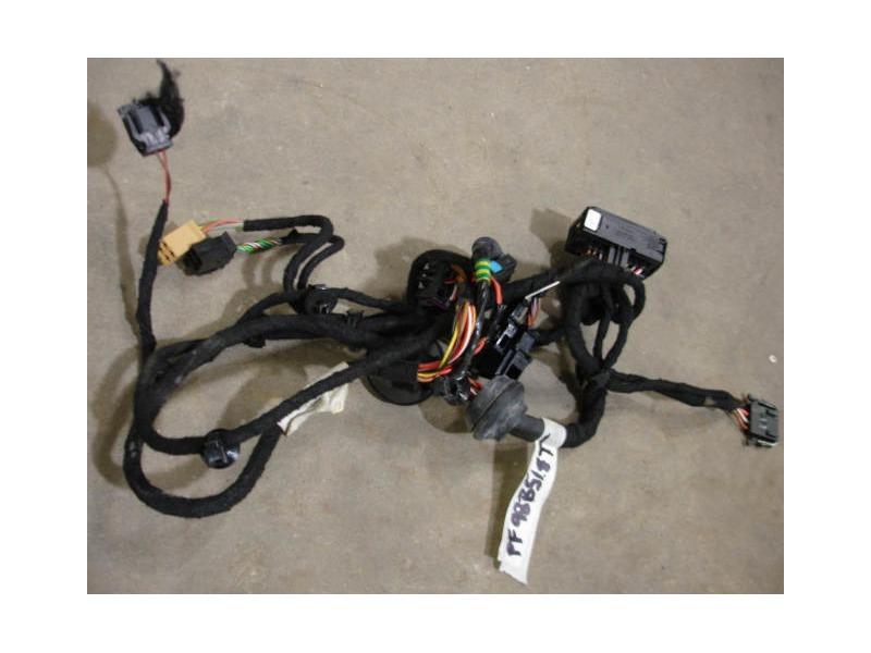 rh front door wiring harness 98-01 vw passat b5 - genuine