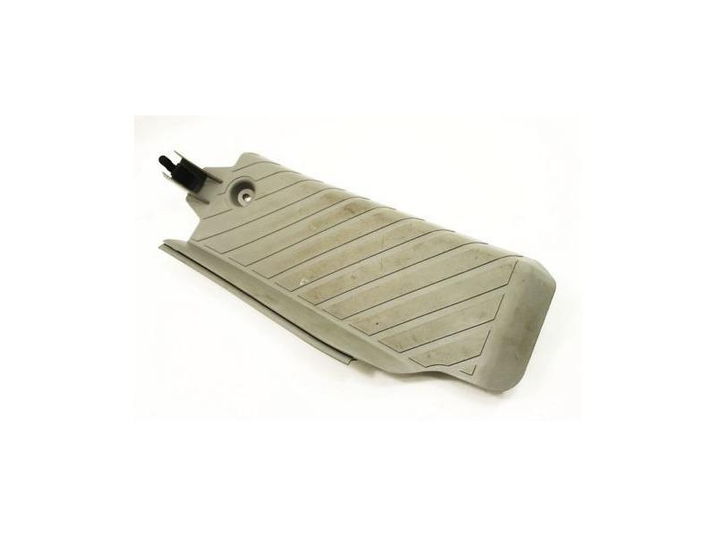 Gray Dead Pedal Foot Rest 02-08 Audi A4 S4 RS4 B6 B7 - Genuine - 8E1 864 777