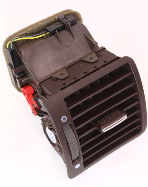 Lower Dash Vent 00-03 Audi A8 S8 D2 - Jazz Brown - 4D0 820 902 J