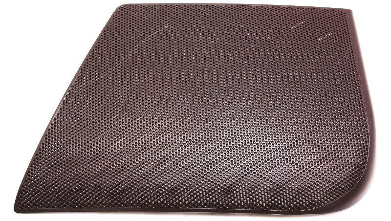 LH Rear Door Panel Speaker Grill Cover 00-03 Audi A8 S8 D2 - Brown - Genuine