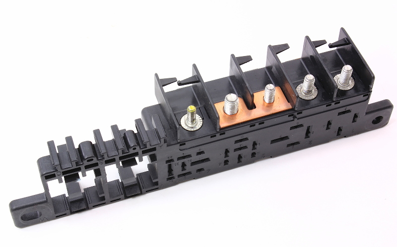 cp022581 386214343 fuse box relay panel board 98 05 vw passat b5 audi a4 genuine Circuit Breaker Box at readyjetset.co