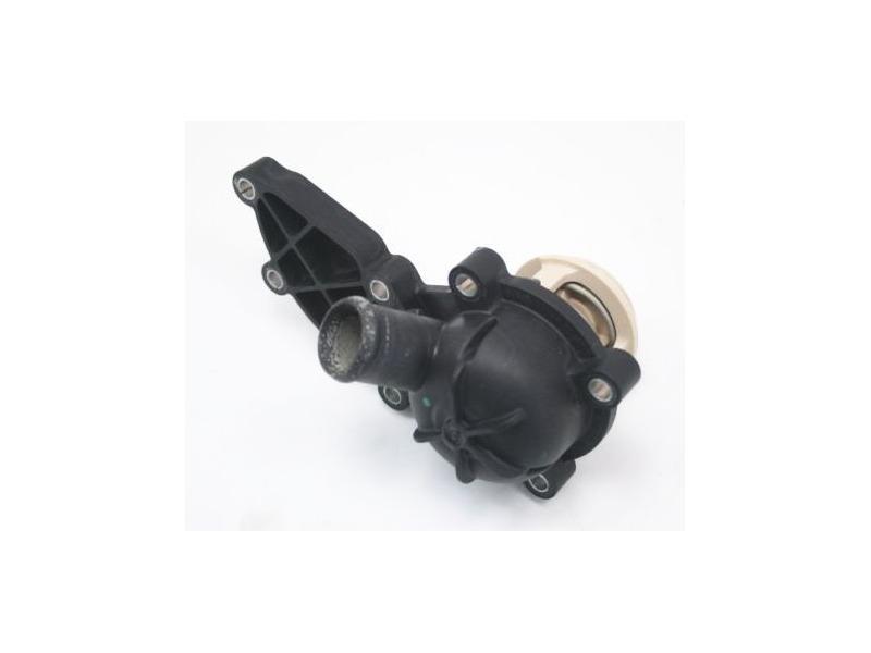 Coolant Thermostat 05-08 Audi A4 B7 3.2 V6 - Genuine - 06E 121 111 D