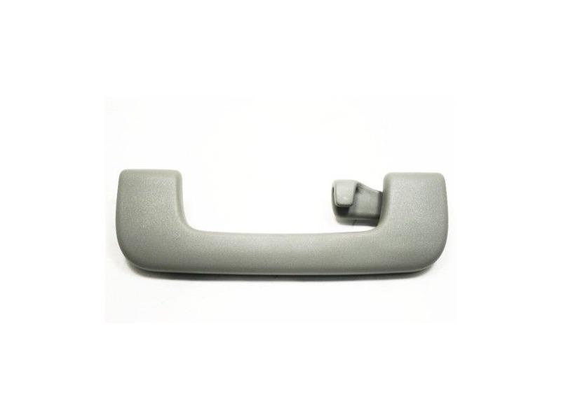 RH Rear Gray Grab Handle 02-08 Audi A4 S4 Right Side - Genuine - 8E0 857 608