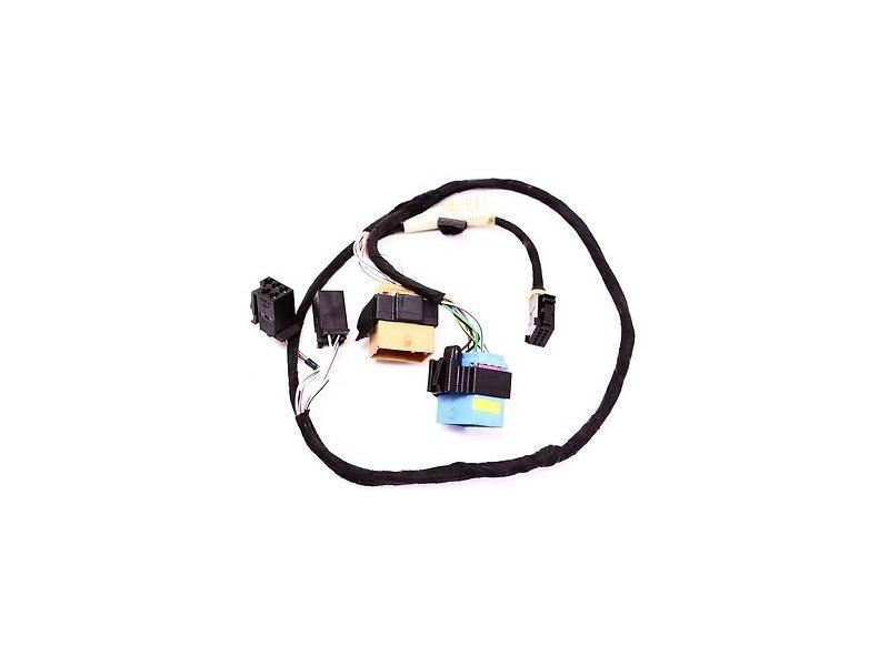 lh front door panel switch wiring harness audi tt mk1