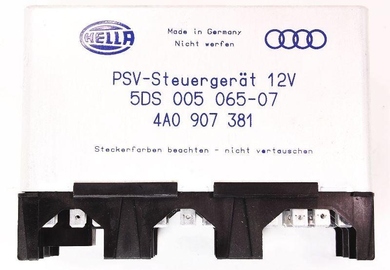 Front Seat Memory Module Computer 97-03 Audi A8 S8 D2 - Genuine - 4A0 907 381