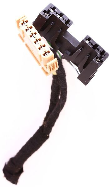 Steering Column Wiper Switch Plug Pigtail Audi A4 S4 A8 S8 - Wiring