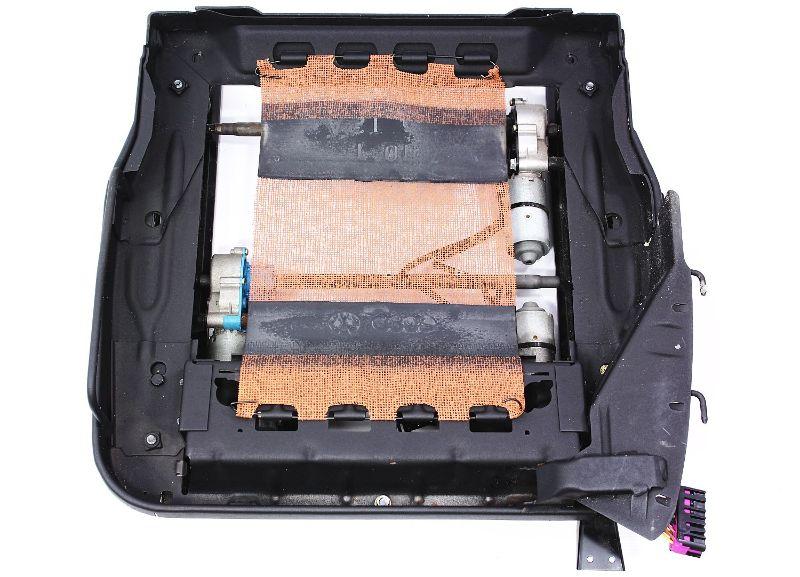 Driver Front Seat Base Track Frame & Motors 00-03 Audi A8 S8 D2 - Genuine