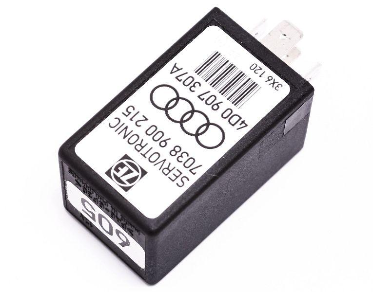 Servotronic Steering Relay # 605 Audi A6 A8 S8 D2 Allroad - 4D0 907 307 A