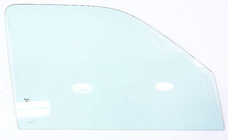 RH Front Window Side Door Glass 93-99 VW Jetta Golf MK3 4 Door - Genuine