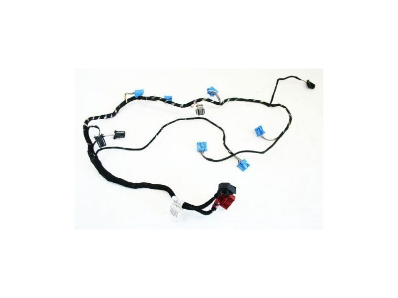 Interior Heater Box Wiring Harness 05-08 Audi A4 B7 - Genuine -