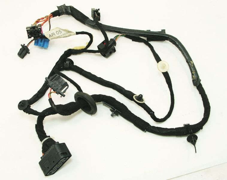 lh rear door wiring harness 99 05 vw jetta golf mk4 1j4 971 161 ar rh ebay com 2006 vw jetta door wiring harness 2001 vw jetta door wiring harness