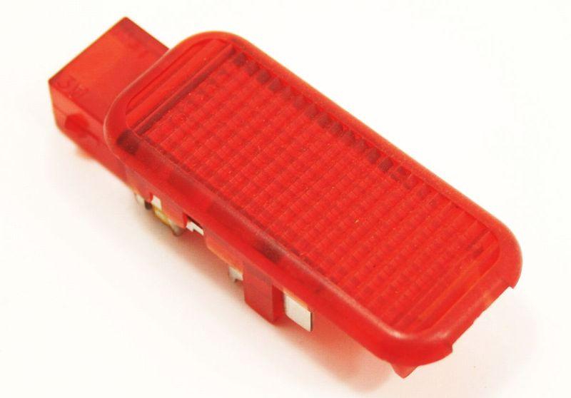 Red Lower Door Panel Light 96-08 Audi A4 S4 A6 S6 A8 S8 - 8D0 947 411