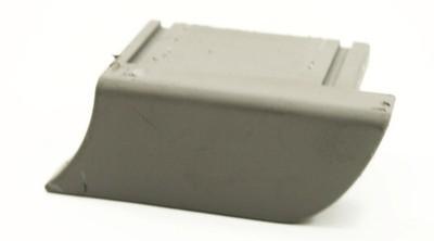 LH Dash Trim Blank 02-05 Audi A4 B6 Gray - 8E1 919 508