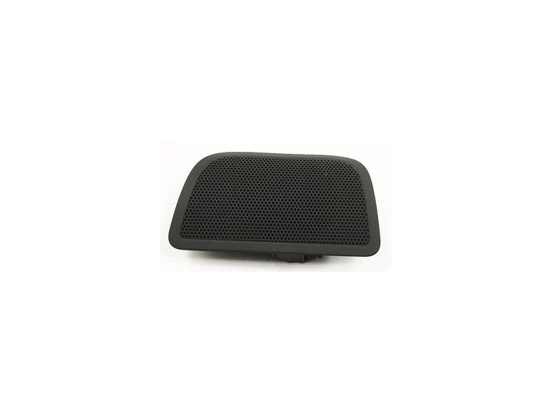 LH Rear Door Speaker Tweeter 02-08 Audi A4 B6 - Black - Genuine - 8E0 035 793