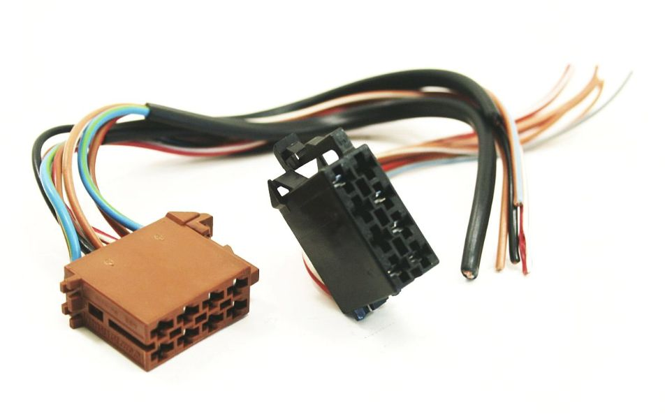 Radio Plugs Pigtail Vw 93-99 Jetta Golf Gti Mk3