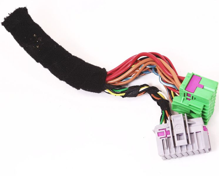 Monsoon Amp Amplifier Wiring Connectors Plugs Pigtail Vw Jetta Mk4 Sedan