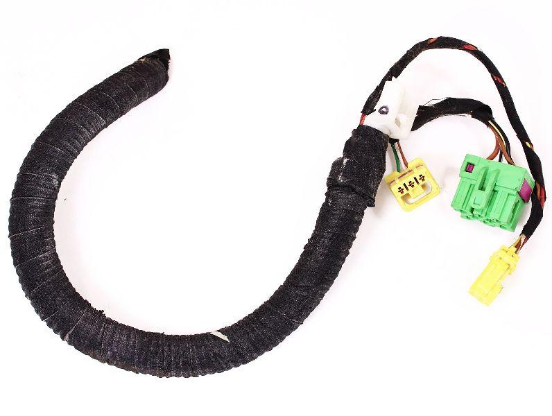 lh front heated seat wiring plugs pigtail vw jetta golf gti mk4 rh ebay com