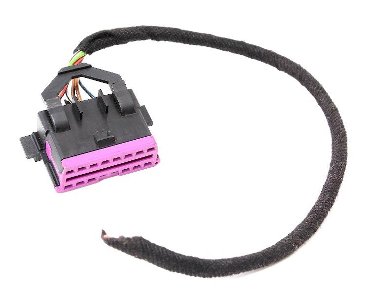 obd on board diagnostics wiring plug pigtail audi a6 a4 passat b5 rh ebay com audi tt obd port wiring