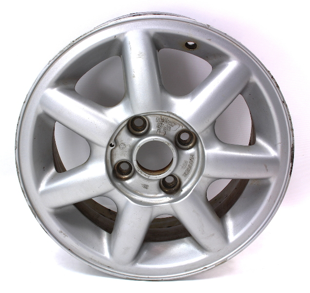 """14"""" Alloy Wheel Rim 93-99 VW Jetta Golf Cabrio Mk3 Orlando - 1H0 601 025 R"""