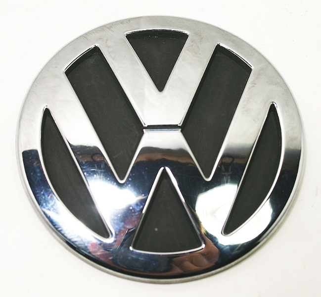 Trunk Hatch Emblem Badge 01-05 VW Passat Wagon B5.5 - Genuine - 3B9 853 630