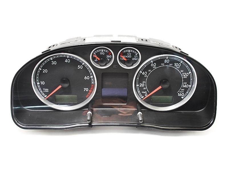Gauge Instrument Cluster 04-05 VW Passat B5.5 Speedometer VDO - 3B0 920 929 B