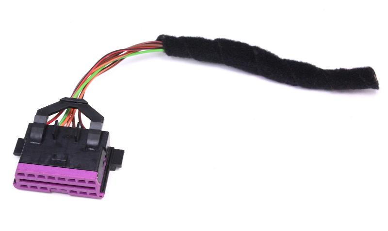OBD Diagnostics Port Pigtail Plug VW Passat Audi A4 B5 Wiring Harnness  Connector | eBay | Audi Obd Wiring |  | eBay