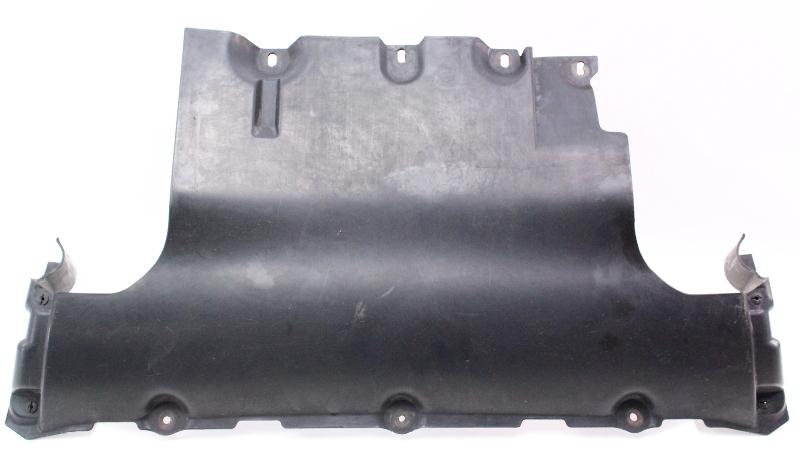 Sound Baffle Skid Plate Shield 04-10 VW Touareg - Genuine - 7L0 825 285 B