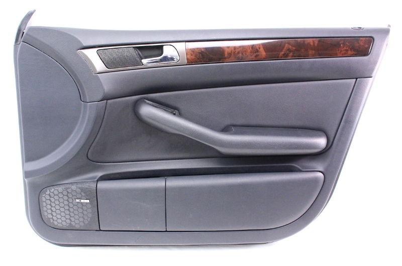 Rh Front Interior Door Panel Card Trim 98 04 Audi A6 C5 Genuine Ebay