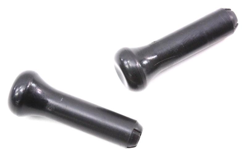 Door Lock Knobs Pins Pulls 80-91 VW Vanagon T3 - Genuine