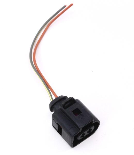 Wiring Pigtail Connector Plug A4 A6 VW Jetta Golf MK4 Beetle Passat  1J0 973 722