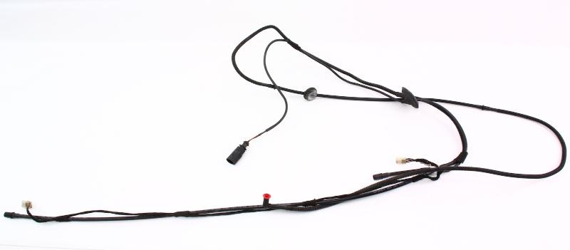 Heated Windshield Washer Hood Tubing & Wiring 01-05 VW Passat B5.5 - Genuine