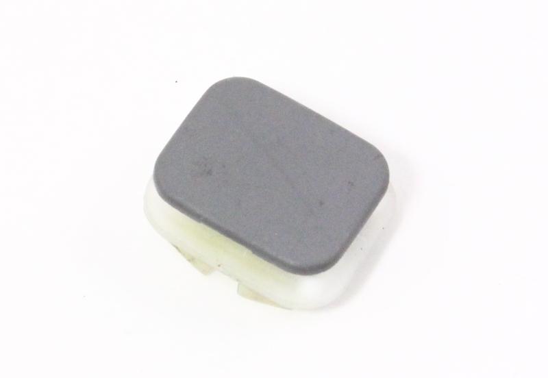 Headliner Small Cap Plug Access Cover 96-01 Audi A4 S4 - Dark Gray - Genuine
