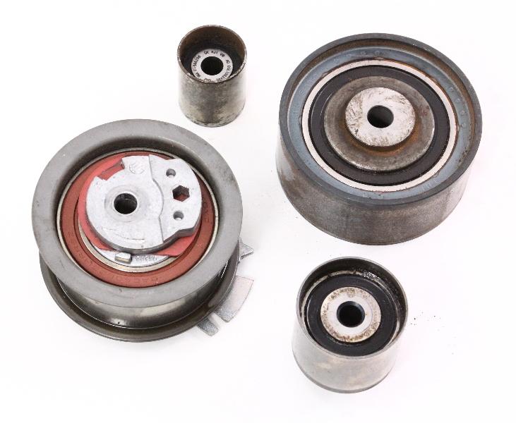 Timing Belt Rollers Tensioner Set 10-13 VW Jetta Golf MK6 TDI CJAA 03L 109 243 E