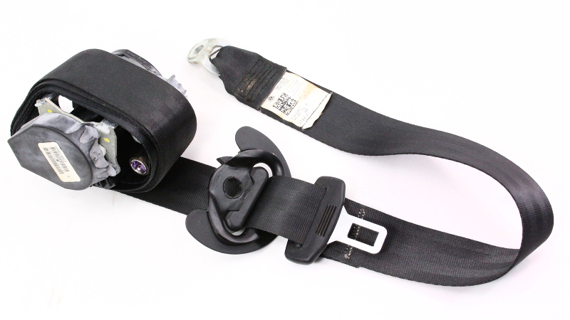 RH Front Seatbelt 08-10 VW Jetta Rabbit Golf MK5 Seat Belt - 1K4 857 706 BC