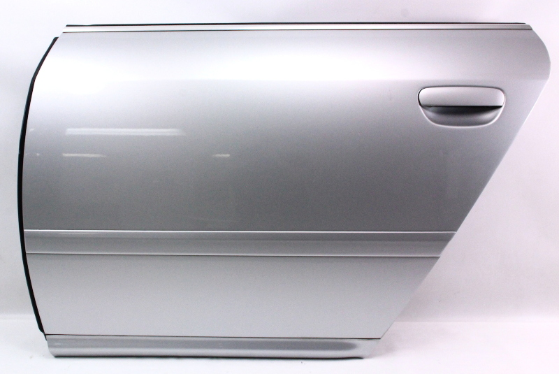 LH Rear Door Shell Skin 0204 Audi A6 S6 RS6 C5 LY7M Silver eBay