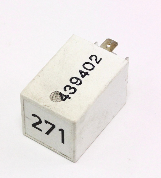 Windshield Wiper Relay # 271 92-01 Audi A4 S4 S6 URS4 URS6 Genuine - 443 955 531